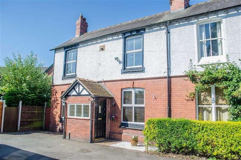 3 Bedrooms Semi Detached House for sale in Willoway Road, Vicars Cross, Chester, Chester