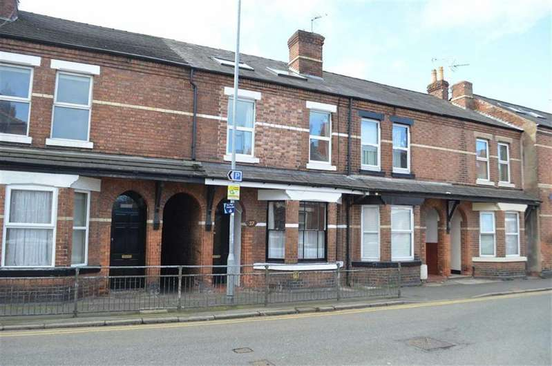 8 Bedrooms Terraced House for sale in Bouverie Street, Chester, Chester