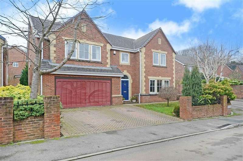 5 Bedrooms Detached House for sale in 2, Whirlow Grange Drive, Whirlow, Sheffield, S11