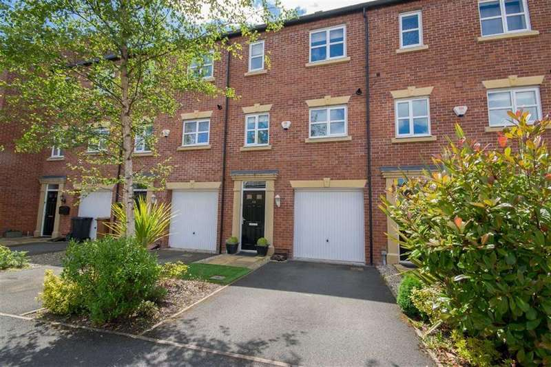 3 Bedrooms Town House for sale in Tai Maes, Mold, Mold