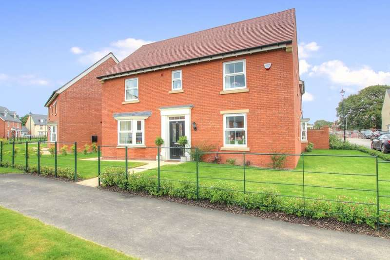 4 Bedrooms Detached House for sale in Richardby Crescent, Mount Oswald, Durham, DH1