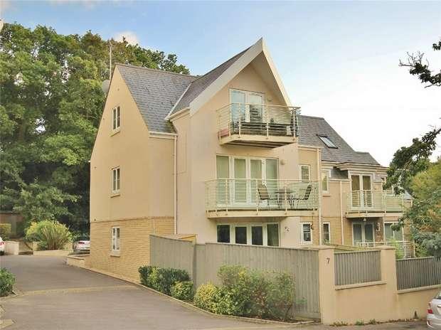 2 Bedrooms Flat for sale in Windsor Place, 7 Windsor Road, POOLE, Dorset