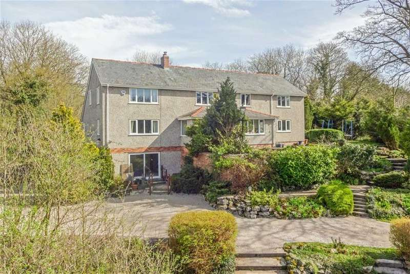 7 Bedrooms Detached House for sale in Graianrhyd Road, Llanarmon-yn-ial, Mold