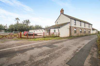 5 Bedrooms Detached House for sale in Bridgwater, Somerset, .