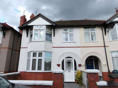 3 Bedrooms Semi Detached House for sale in Laurel Grove, Hoole, Chester, Cheshire, CH2