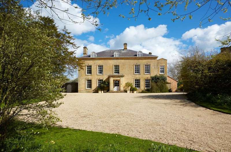 7 Bedrooms Detached House for sale in Todenham, Moreton-in-Marsh, Gloucestershire