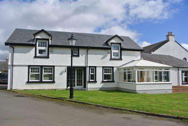 4 Bedrooms Barn Conversion Character Property for sale in Whiteshaw Gate, Strathaven, South Lanarkshire, ML10 6SY