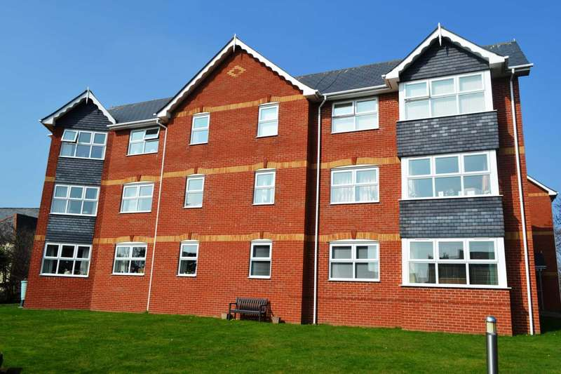2 Bedrooms Retirement Property for sale in Exmouth Court, Exmouth