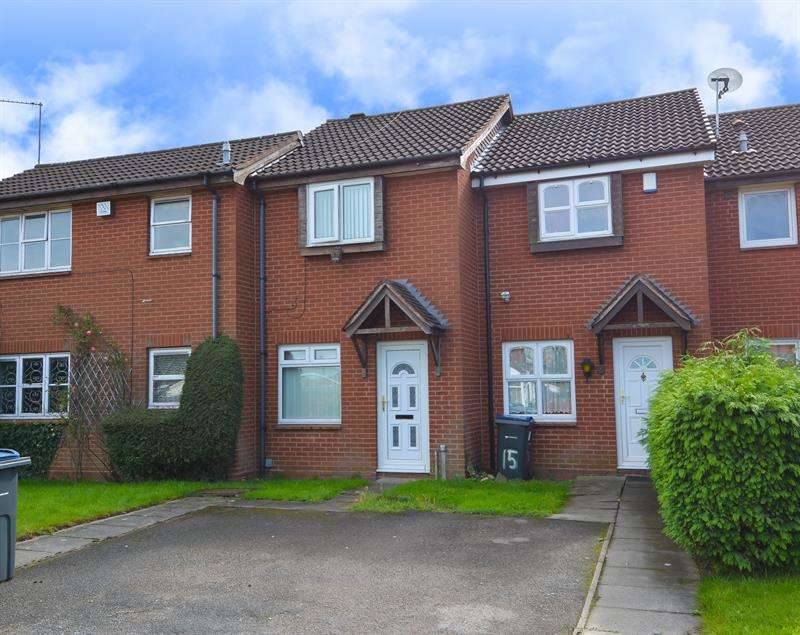2 Bedrooms Terraced House for sale in Emily Gardens, Edgbaston