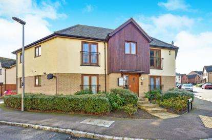 2 Bedrooms Flat for sale in Kelling Way, Broughton, Milton Keynes, Buckinghamshire