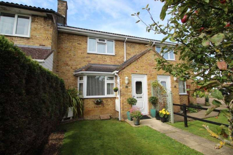 2 Bedrooms Terraced House for sale in 2 DOUBLE BED HOME WITH PARKING!
