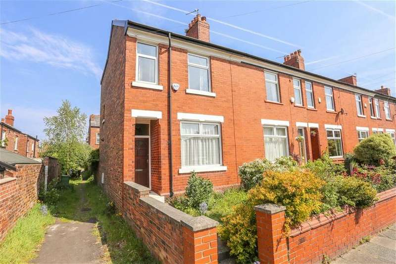 2 Bedrooms End Of Terrace House for sale in Fullerton Road, Heaton Moor