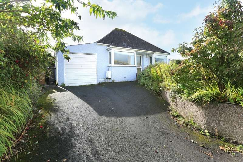 3 Bedrooms Detached Bungalow for sale in Wembury, Plymouth