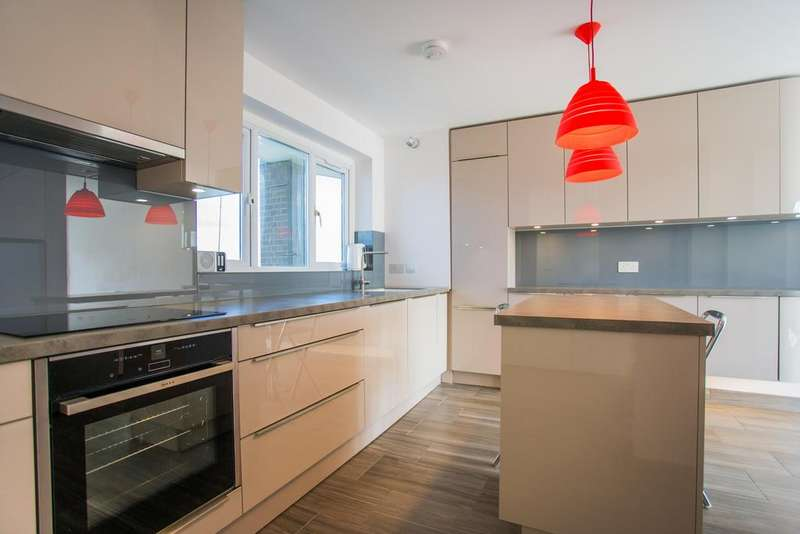 3 Bedrooms Flat for sale in Notting Hill Gate, London W11