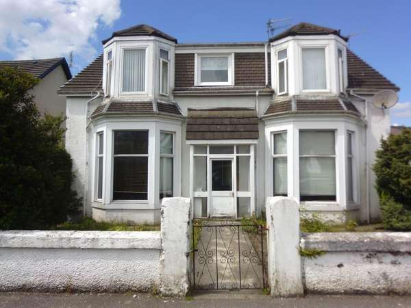 2 Bedrooms Flat for sale in 85 Edward Street, Dunoon, PA23 7AS
