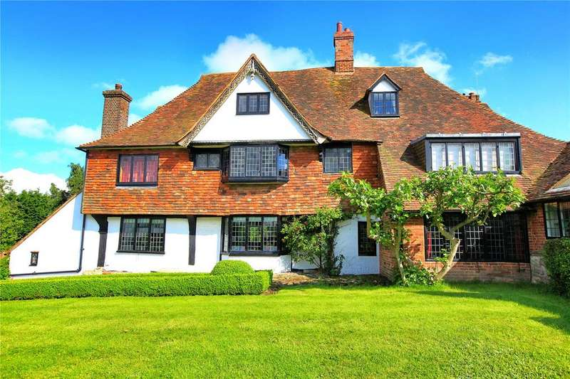 6 Bedrooms Detached House for sale in The Street, Great Chart, Ashford, Kent