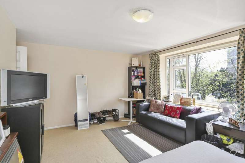 2 Bedrooms Flat for sale in Portinscale Road, SW15