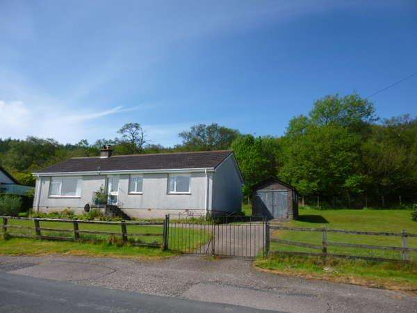 3 Bedrooms Detached Bungalow for sale in Menteith, Kames, Tighnabruaich, PA21 2AG