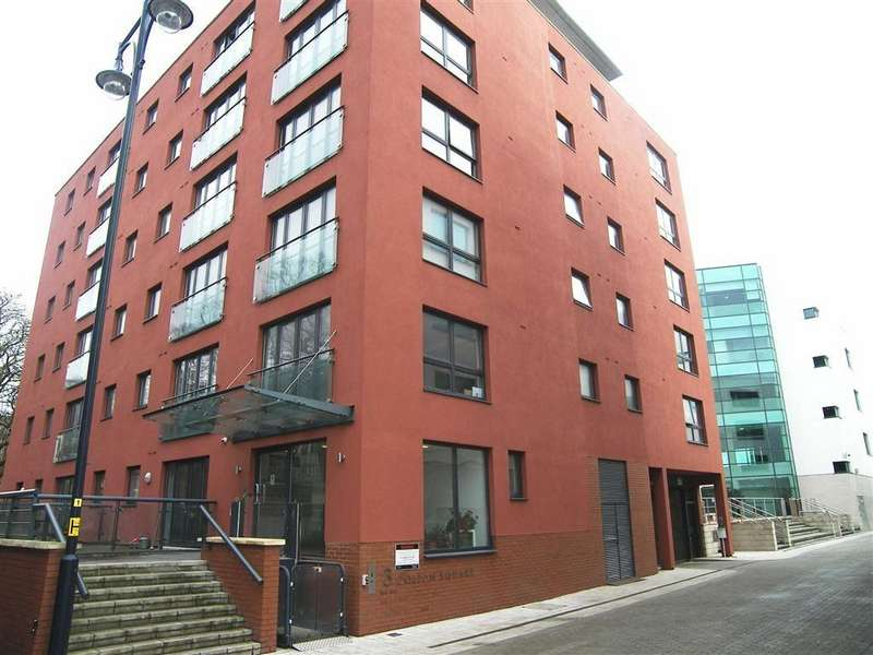 2 Bedrooms Apartment Flat for sale in 3 Colton Square, City Centre