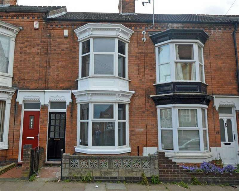 3 Bedrooms Terraced House for sale in Noel Street, Off Narborough Road
