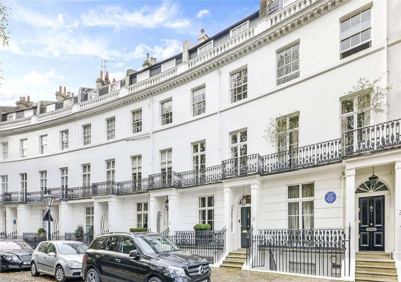 6 Bedrooms Terraced House for sale in Pelham Crescent, London