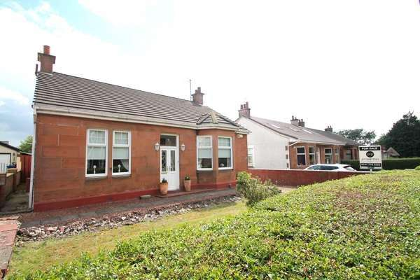 3 Bedrooms Detached Bungalow for sale in 174 Hamilton Road, Mount Vernon, Glasgow, G32 9QU
