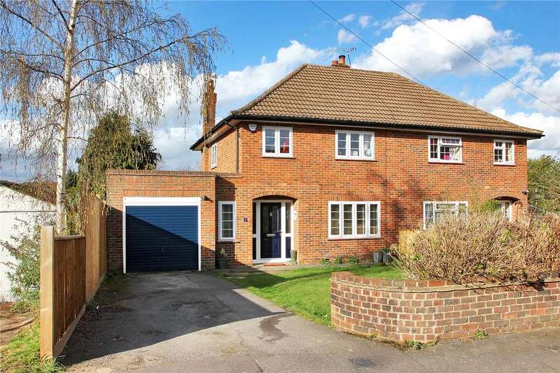 3 Bedrooms Semi Detached House for sale in Westfield, Sevenoaks, Kent