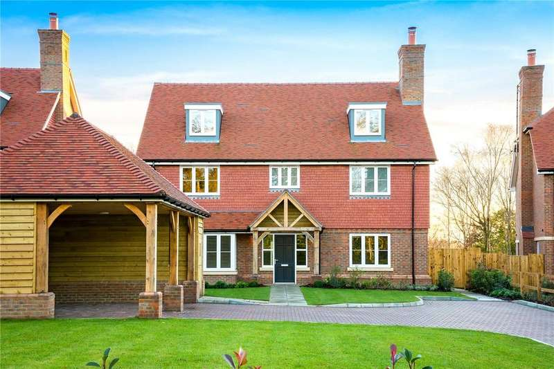 5 Bedrooms House for sale in Forest Road, Colgate, Horsham, West Sussex