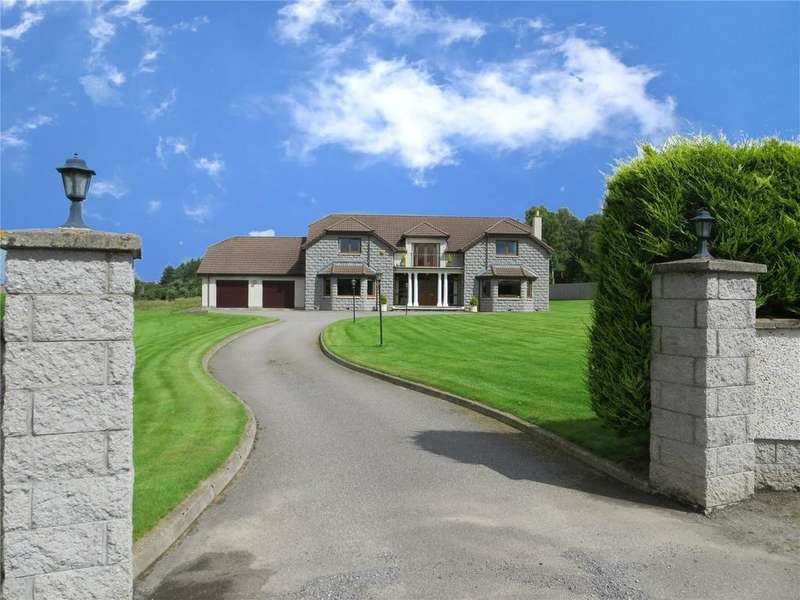 5 Bedrooms Detached House for sale in Upper Myrtlefield, Inverness