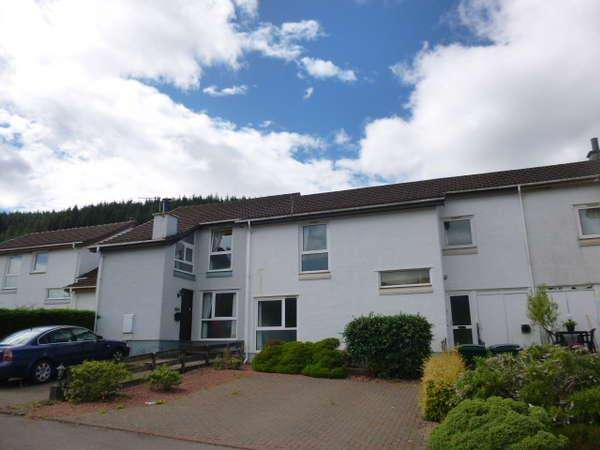 3 Bedrooms Link Detached House for sale in 55 Sandhaven, Sandbank, Dunoon, PA23 8QW