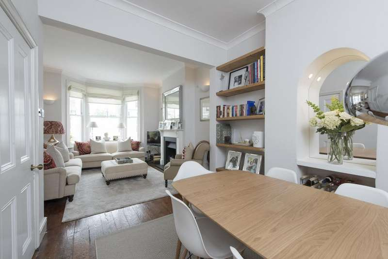 3 Bedrooms Terraced House for sale in Prothero Road, SW6