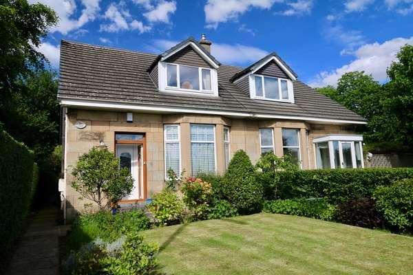 3 Bedrooms Semi-detached Villa House for sale in 300 Glasgow Road, Blantyre, Glasgow, G72 9DG