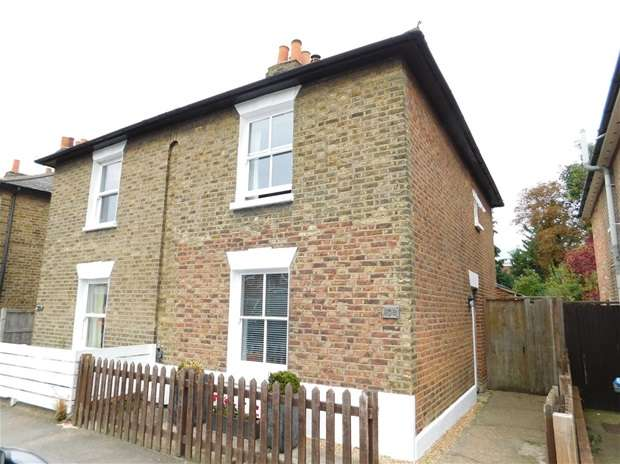 3 Bedrooms Semi Detached House for sale in Brighton Road, Surbiton