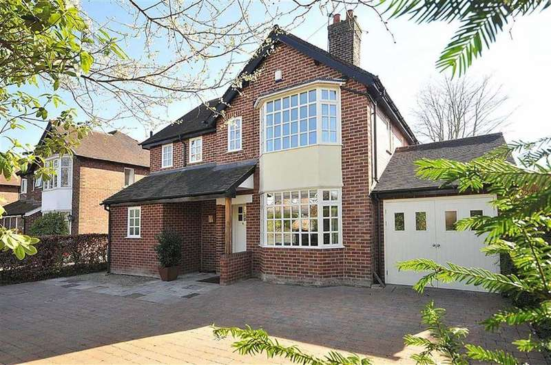 5 Bedrooms House for sale in Moss Road, Alderley Edge