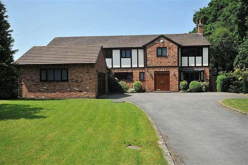 6 Bedrooms Detached House for sale in Sherbrook Rise, Wilmslow
