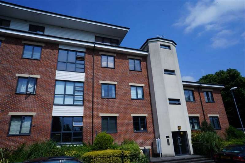 2 Bedrooms Apartment Flat for sale in 1a Woodside Road, Whalley Range, Manchester, M16