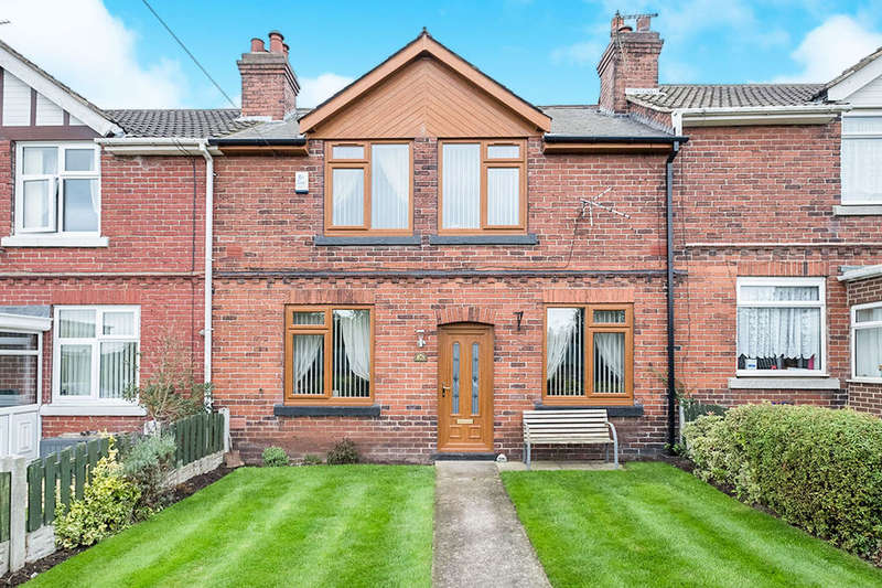 3 Bedrooms Terraced House for sale in Sandy Lane, Thurcroft, Rotherham, S66