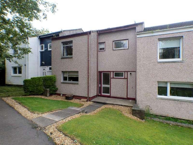 3 Bedrooms Terraced House for sale in Laurel Court, Greenhills, EAST KILBRIDE