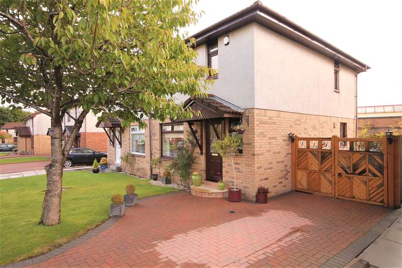 3 Bedrooms Semi Detached House for sale in Mauldslie Street, Coatbridge