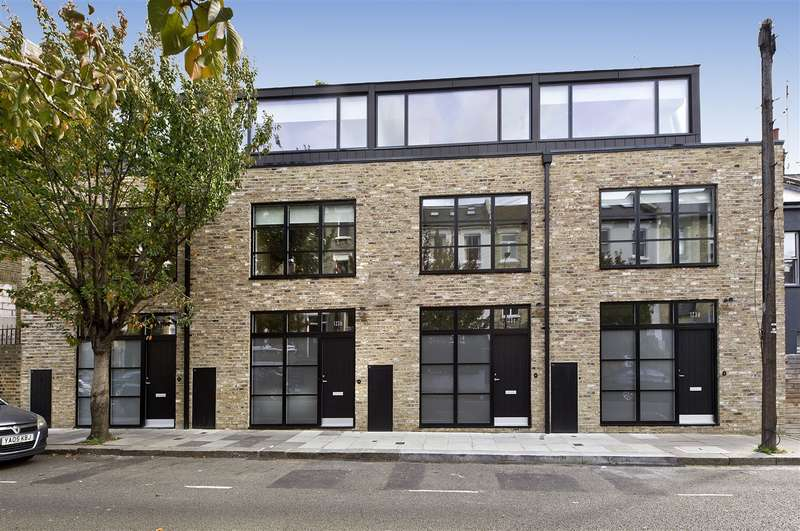 2 Bedrooms Duplex Flat for sale in Godolphin Road, Shepherd's Bush