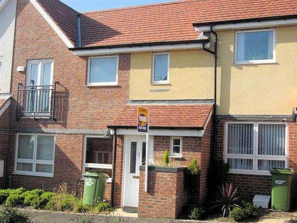 2 Bedrooms Terraced House for rent in Hudson Walk, Barley Rise, Ashington
