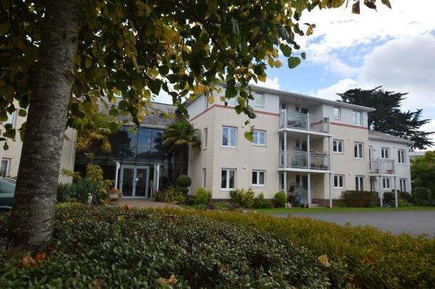 1 Bedroom Parking Garage / Parking for sale in Stanley Court, Stanley Road, St Marychurch, Torquay, Devon