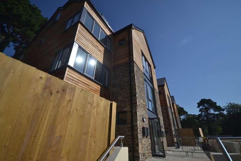 2 Bedrooms Flat for sale in Boscawen Woods