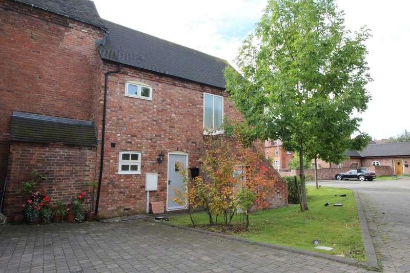 2 Bedrooms Semi Detached House for sale in Chestnut Drive, Burton-On-Trent, DE13