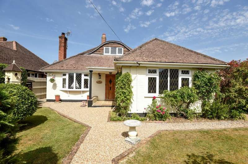 3 Bedrooms Detached House for sale in Blenheim Road, Horndean, PO8