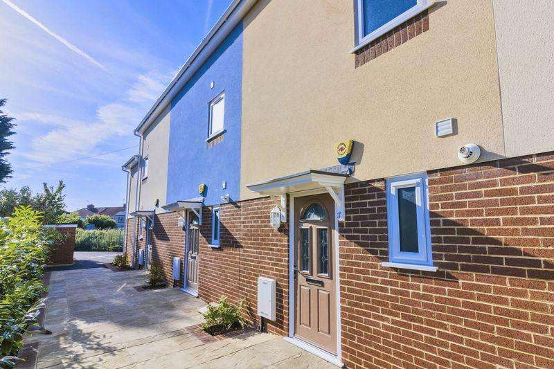 4 Bedrooms Terraced House for sale in Freshbrook Mews, Lancing