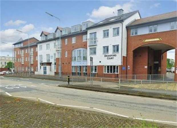 1 Bedroom Flat for sale in Wolverhampton Road, Stafford