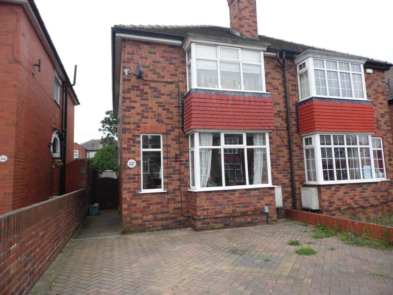 3 Bedrooms Semi Detached House for sale in Grove Hill Road, Doncaster, DN2