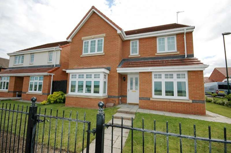 4 Bedrooms Detached House for sale in New Road, Boldon Colliery