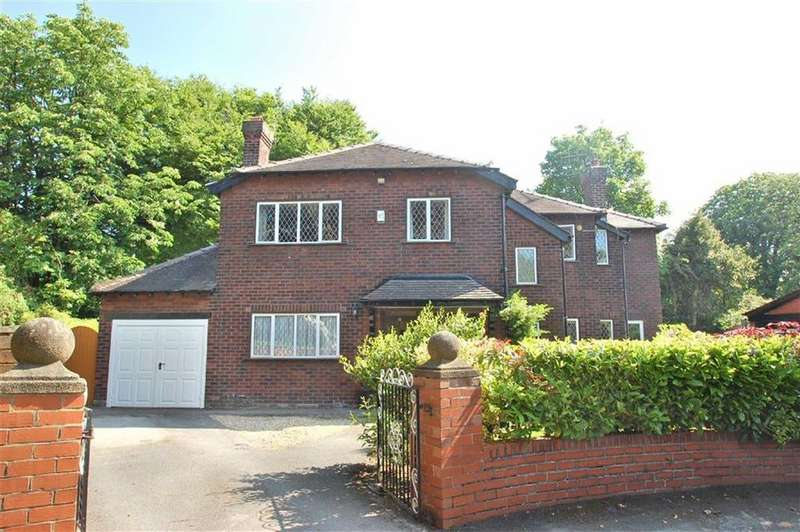 4 Bedrooms Detached House for sale in Barrington Avenue, Cheadle Hulme, Cheshire